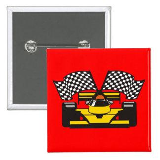 Hi Performance Driver 2 Inch Square Button