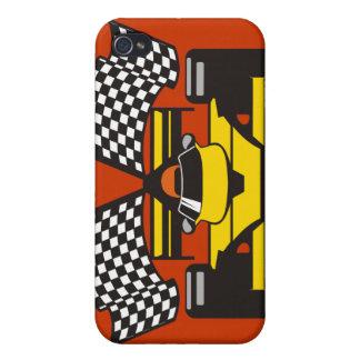 Hi Performance Driver iPhone 4 Cases