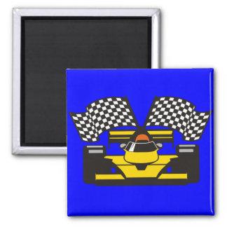 Hi Performance Driver 2 Inch Square Magnet
