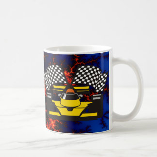 Hi Performance Driver Classic White Coffee Mug