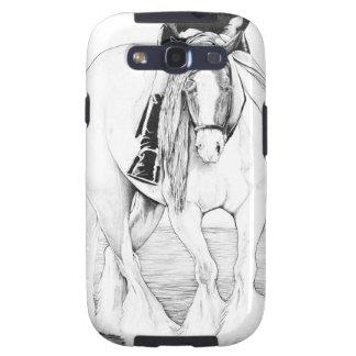 Hi-Point ~ Gypsy Vanner Samsung Galaxy S3 Case
