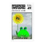 Hi Postage Stamps