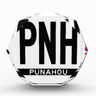 Hi-PUNAHOU-Sticker Award