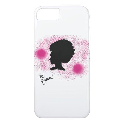 Hi Queen! Apple iPhone 8/7 Case