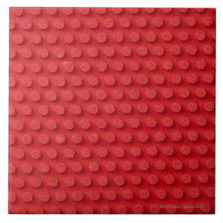 Hi-Res macro image of a studded ping pong Ceramic Tile