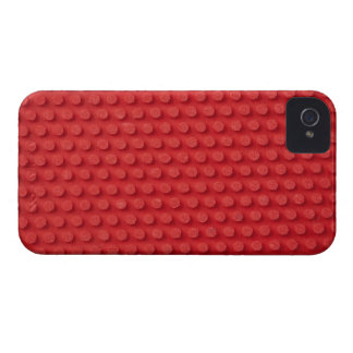 Hi-Res macro image of a studded ping pong iPhone 4 Case-Mate Case