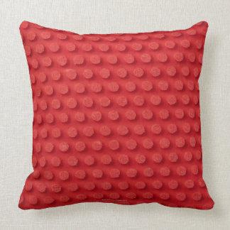 Hi-Res macro image of a studded ping pong Pillows