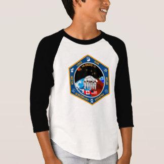 HI-SEAS III Kid's Baseball Tee