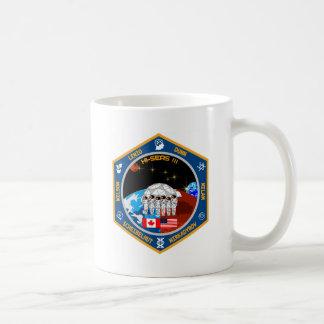 HI-SEAS Mission III Gear Classic White Coffee Mug