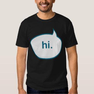 Hi. Shirt