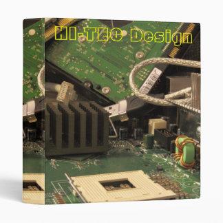 HI-TEC Design Binder