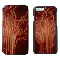 Hi-Tech Computer Technology iPhone 6/6s Wallet Case
