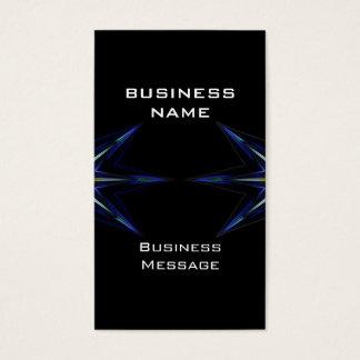 Hi Tech Futuristic Business Card Template