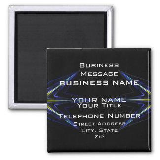 Hi Tech Futuristic Business Magnets