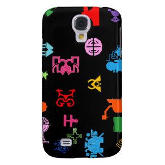 Hi Tech Futuristic Nano Future Fun Cases HTC Vivid Case