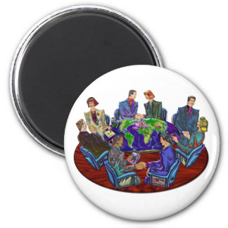Hi Tech Global Interacting 2 Inch Round Magnet
