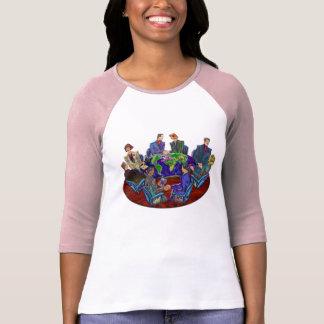 Hi Tech Global Interacting Tshirt