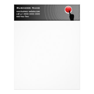 Hi-Tech Letterhead