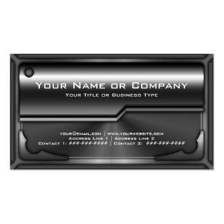 Hi Tech Metallic Card Version 2 with Photo