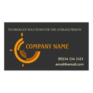 Hi Tech Tri Business Card
