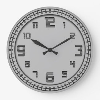 Hi-Tech Wall Clock