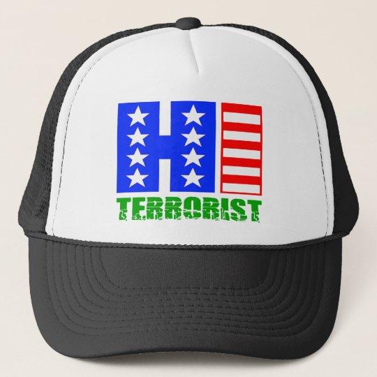 Hi Terrorist Trucker Hat