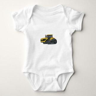 Hi Track Tractor Baby Bodysuit