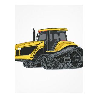 Hi Track Tractor Letterhead