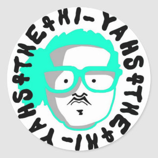 Hi-Yah Stickers