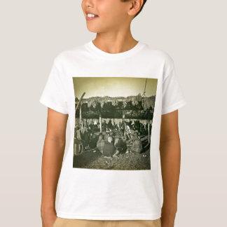 Hi-yi Hi-yi Flathead Native American War Dance T-Shirt