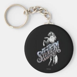 Hi -Yo Silver! Away! 2 Key Chain