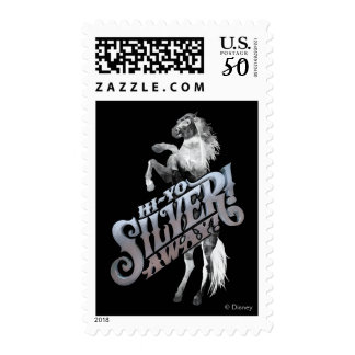 Hi -Yo Silver! Away! 2 Postage