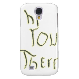 Hi You There glow in the dark HTC Vivid Covers