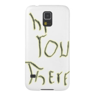 Hi You There glow in the dark Galaxy S5 Cover