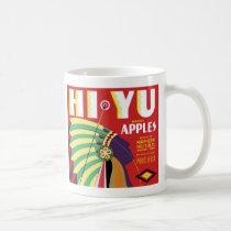 Hi-Yu Brand Coffee Mug