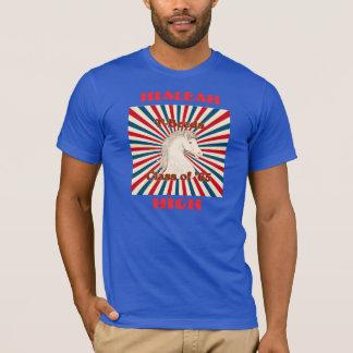 Hialeah High T-Breds Class of '65 Dk. Blue T-shirt