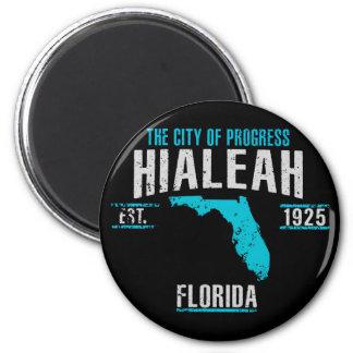 Hialeah Magnet