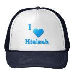 Hialeah -- Sky Blue Mesh Hat