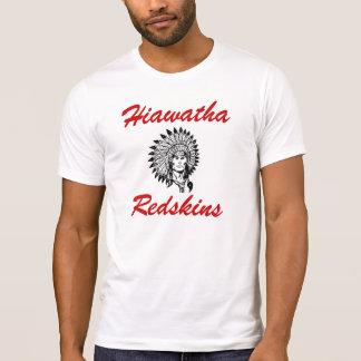 Hiawatha Redskins t-shirt