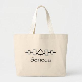 Hiawatha-Seneca02 Canvas Bag