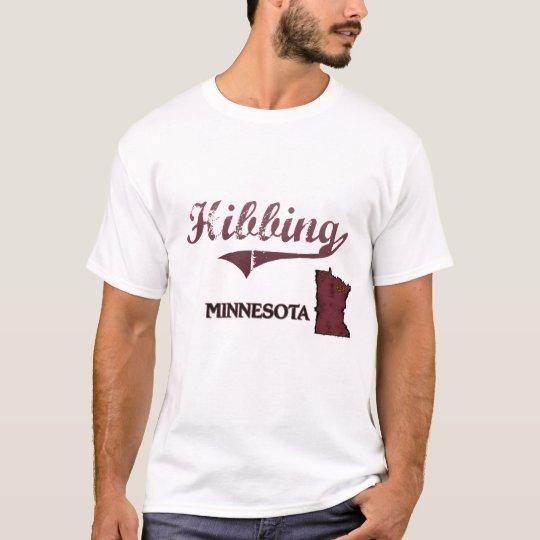 Hibbing Minnesota City Classic T-Shirt