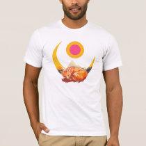 Hibernating Fox T-Shirt