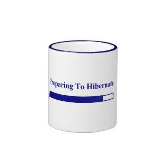 Hibernation Ringer Mug