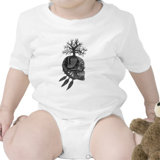 Hibernation Baby Bodysuit