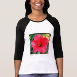 Hibisco Camiseta