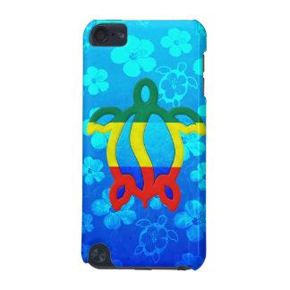 Hibisco del azul de Rasta Honu