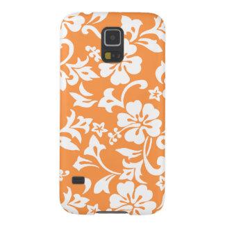 Hibisco del Hawaiian de Kapalua Pareau Carcasas De Galaxy S5
