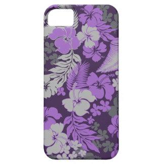 Hibisco del Hawaiian de la bahía de Kona Funda Para iPhone SE/5/5s