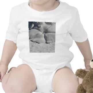 Hibisco en arena trajes de bebé