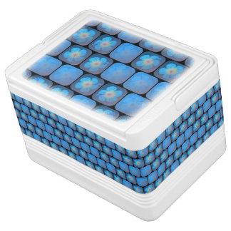 Hibisco en gel azul hielera igloo